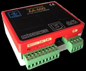 apparecchi personalizzati di comunicazione su una rete LAN